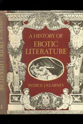 History Of Erotic Literature ISBN: 9781858131986