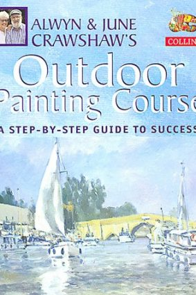 Alwyn and June Crawshaw's Outdoor Painting Course ISBN: 9780004133690