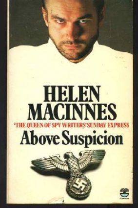 Above Suspicion ISBN: 9780006153894