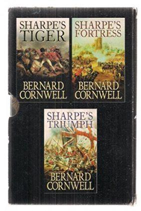 Bernard Cornwell Sharpe Box Set: Sharpe?s Triumph/Sharpe?s Tiger/Sharpe?s Fortress ISBN: 9780007832491