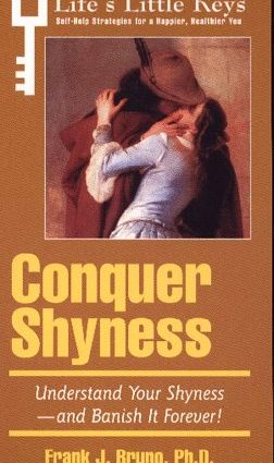 Conquer Shyness (Life's Little Keys) ISBN: 9780028613031