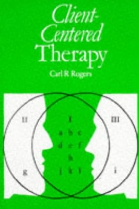 Client Centred Therapy ISBN: 9780094539907
