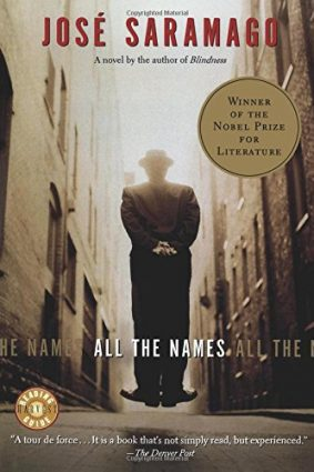 All the Names ISBN: 9780156010597