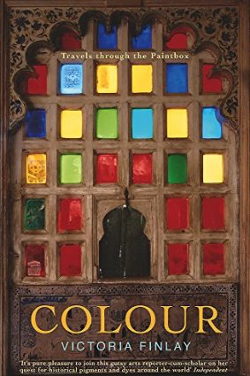 Colour: Travels Through the Paintbox ISBN: 9780340733295
