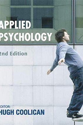 Applied Psychology ISBN: 9780340927458