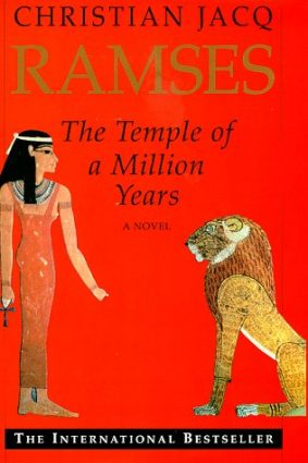 The Temple of a Million Years (Ramses) ISBN: 9780684821375