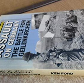 Assault on Germany (David & Charles Military Book) ISBN: 9780715392089