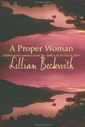 A Proper Woman ISBN: 9780755102822