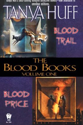 Blood Books: Volume 1: Blood Price; Blood Trail ISBN: 9780756403874