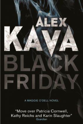 Black Friday (Maggie O'Dell – Book 7) (MIRA) ISBN: 9780778303787