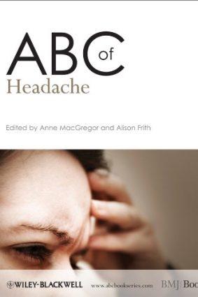 ABC of Headache (ABC Series) ISBN: 9781405170666