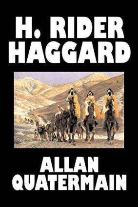 Allan Quatermain ISBN: 9781598189445