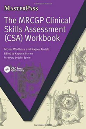 The MRCGP Clinical Skills Assessment (CSA) Workbook (MasterPass Series)  ISBN: 9781846192692
