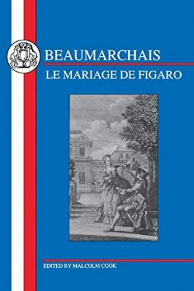 Mariage De Figaro (French Texts) ISBN: 9781853993176