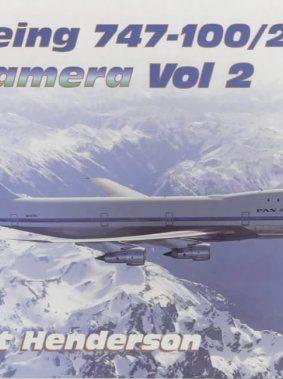 Boeing 747-100/200 (InCamera) ISBN: 9781902236018