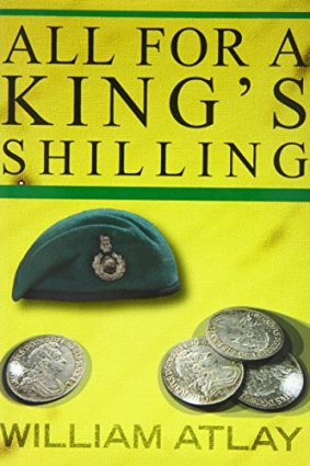 All for a King's Shilling ISBN: 9781905226252