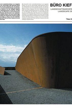 Buro Kiefer: Landscape Design – Landschaftsarchitektur ISBN: 9789058561039