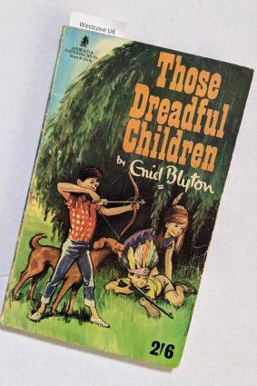 Those dreadful children Enid Blyton Armada books 1967