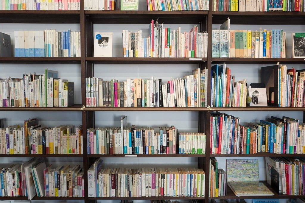 West Cove UK stock thousands of books