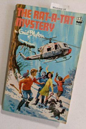 The Rat-A-Tat Mystery (Armada  Books) ISBN: 9780006906063