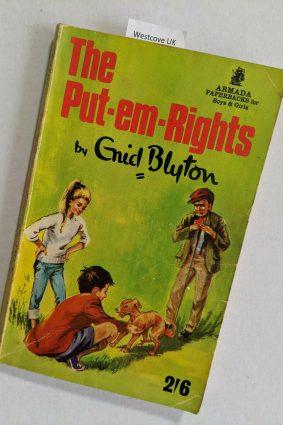 The Put-em-Rights (Armada paperbacks)