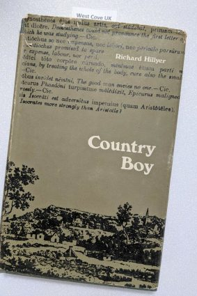 Country Boy by Richard Hillyer (1967 copy) ISBN: