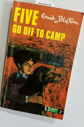 Five Go Off to Camp (Knight Books) ISBN: 9780340040034