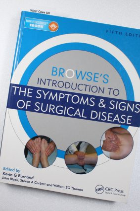 Browse's Introduction to the Symptoms & Signs of Surgical Disease ISBN: 9781444146035