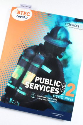 BTEC Level 2 First Public Services Student Book (Level 2 BTEC First Public Service) ISBN: 9781846907210