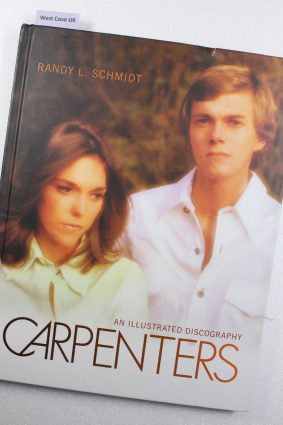 Carpenters: An Illustrated Discography ISBN: 9781643073217