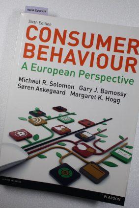 Consumer Behaviour: A European Perspective ISBN: 9781292116723