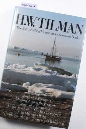 The Eight Sailing/Mountain-Exploration Books  ISBN: 9780906371220