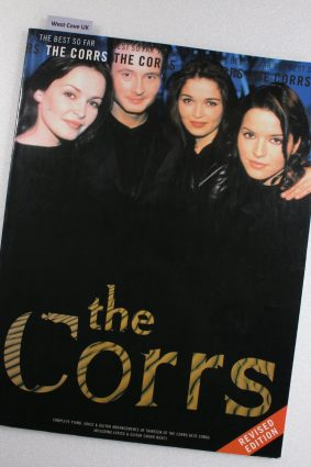The Corrs: The Best So Far (Piano Vocal Guitar) ISBN: 9780711987562