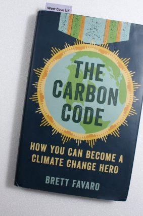 The Carbon Code by Favaro Brett ISBN: 9781421422534
