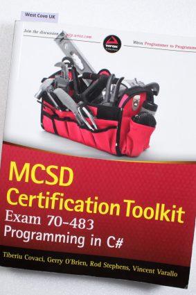 MCSD Certification Toolkit (Exam 70-483) ISBN: 9781118612095
