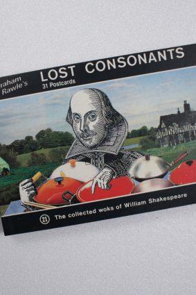 Lost Consonants by Rawle Graham ISBN: 9780871135285