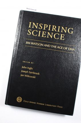 Inspiring Science: Jim Watson and the Age of DNA ISBN: 9780879696986