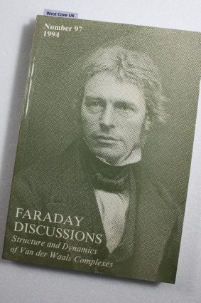 Faraday Discussions Number 97 1994 Structure and Dynamics of Van der Waals Complexes ISBN: 9780854048533