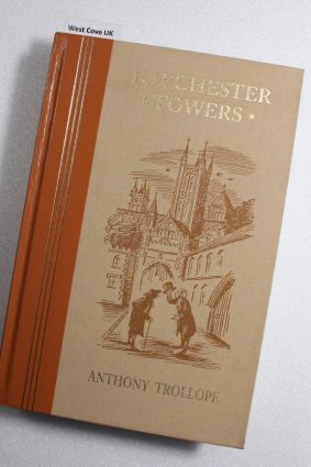 Barchester Towers  by Anthony Trollope  ISBN: 0