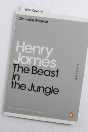 Mini Modern Classics The Beast In The Jungle by James Henry ISBN: 9780141196008