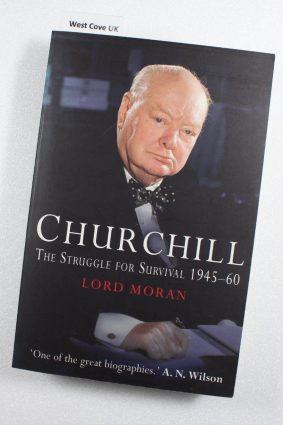 Churchill by Moran John ISBN: 9781845292973