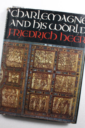 Charlemagne and his world by Heer Friedrich ISBN: 9780297768883