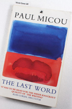 The last word by Micou Paul ISBN: 9780552995023