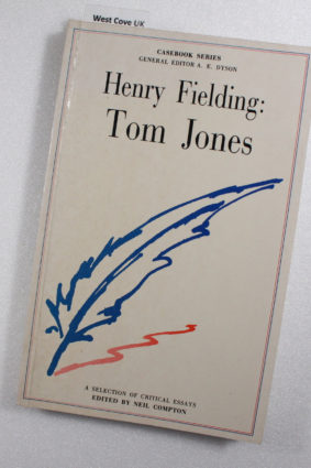 Henry Fielding: Tom Jones (Casebooks Series) by Compton Neil ISBN: 9780333077399