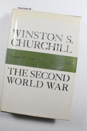 The Second World War Volume 1 – Their Finest Hour by Winston S. Churchill ISBN: