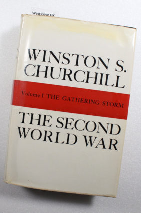 The Second World War Volume 1 The Gathering storm by Winston S. Churchill ISBN: