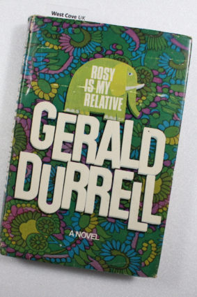 Rosy is My Relative a Novel by  DURRELL Gerald  ISBN: