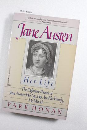 Jane Austen: Her Life by Honan Park ISBN: 9780099216216