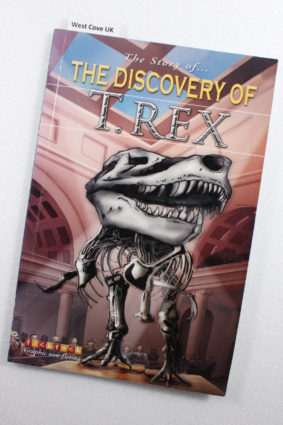 The Discovery of Tyrannosaurus Rex (Story of…) by Dixon Dougal ISBN: 9781846960420