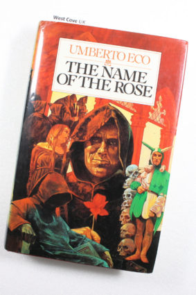 The Name of the Rose translated by William Weaver ISBN:
